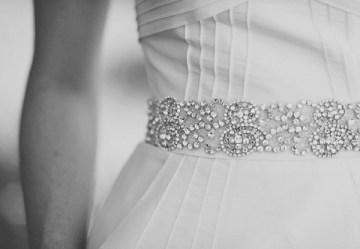 wedding dress belt | jessica janae photography