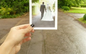 Wedding Geekery: Dear Photograph…This was the best day.