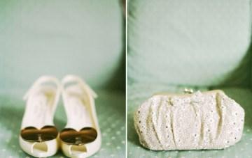 cream wedding shoes and accessories | jean ashton pierre