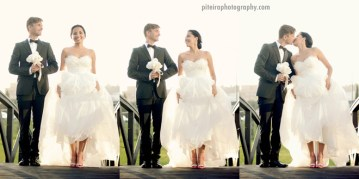 stylish bride and groom   piteira photography