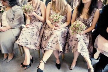 floral bridesmaids   robbins photographic