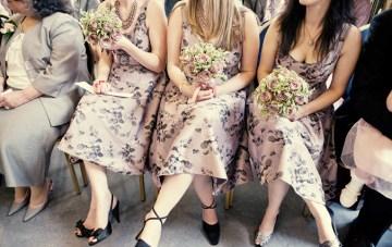 floral bridesmaids | robbins photographic