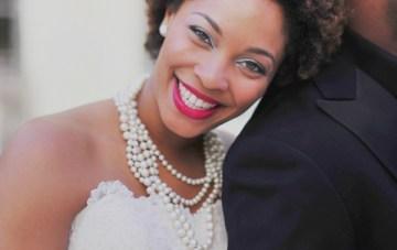 City Hall Chic: A Bridal Shoot With Stylish Newlyweds