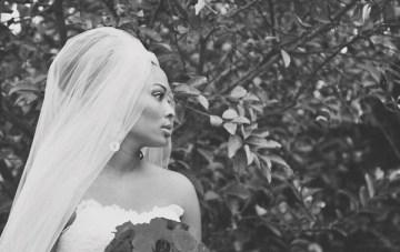 long wedding veil | christa elyce photography