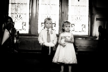 page boy and flower girl   j shipley photography