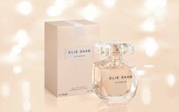 Elie Saab Perfume Is Scent-sational!