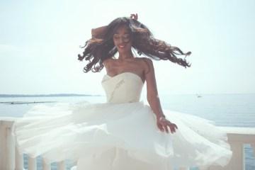 short net wedding dress | claire eliza photography