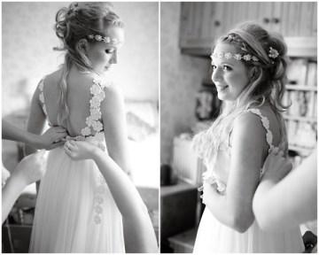 boho bride daisy dress | jade alana photography