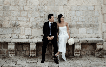 Chic, Modern & Beautiful Destination Wedding Film