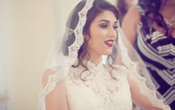 stunning traditional veil | still moments studio