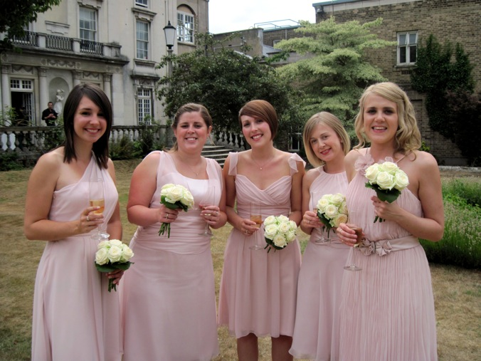 How To Style Mismatched Bridesmaid S Dresses
