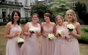 How To Style Mismatched Bridesmaid's Dresses: The Chic Way