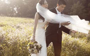 Pewter & Pretty Pastels Botanical Gardens Wedding Part 2