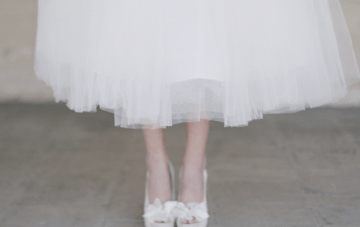 Wedding Dress Of The Week: Bonnie by Fancy For Ruffled