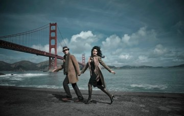 'We Heart San Francisco' ~ A Unique, Creative & Cinematic Engagement Shoot