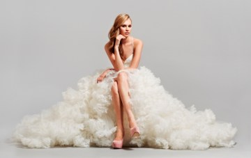 Wedding Dress Of The Week: Jaden by Hayley Paige (2 in 1 Dress)