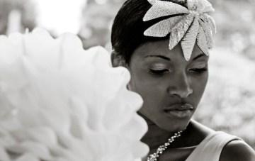 A Pure White Wedding Inspiration Shoot & A Beautiful Tattooed Bride