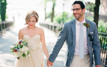 Wedding Dress Of The Week: Forget Me Not By Sarah Seven