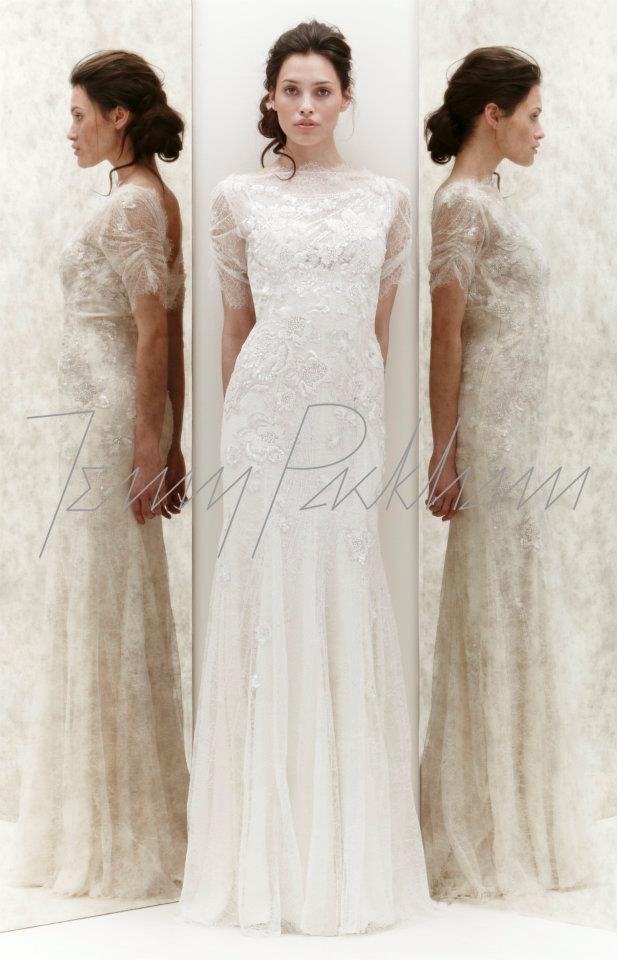 Jenny Packham 2012 Wedding Dresses