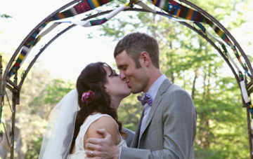 Geeky, Rustic, Summer Camp Wedding In The Woods ~ The Film