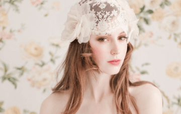 Romantic Headpieces & Accessories By Enchanted Atelier Inspired By Anne Of Green Gables