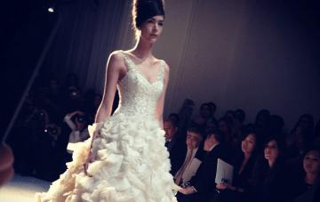 Top 10 Bridal Market Fall 2013 Wedding Dresses via Instagram