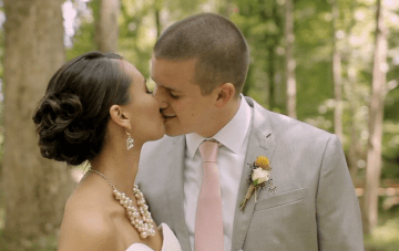 A Moving, Rustic Chic Wedding Film by Josh Gooden