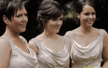Short, Sweet & Utterly Beautiful Wedding Film by Dale Campbell Films