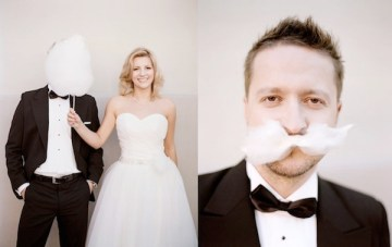 A Classic, Romantic & Playful Wedding Shoot In Poland