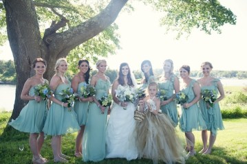 sage bridesmaid dresses   carla ten eyck photography