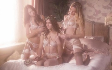 Luxurious Bridal Lingerie Collection By Agent Provocateur