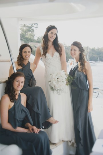 Chic and Classy Australian Yacht Wedding   Carly Williams Photography   Bridal Musings 39