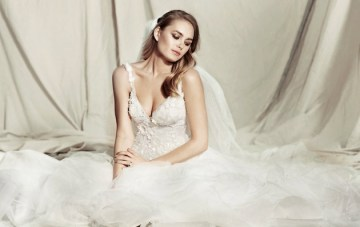 Pallas Couture's Stunning Destinne Wedding Dress Collection