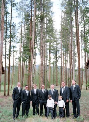 Rustic Chic Ranch Wedding | Laura Murray Photography 1