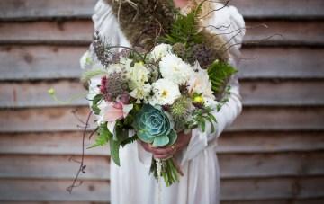 Rustic Woodland Wedding Ideas   Sarah Falugo Photography 68