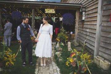 Colourful Rustic DIY Wedding | Claire Eliza Photography  (16)
