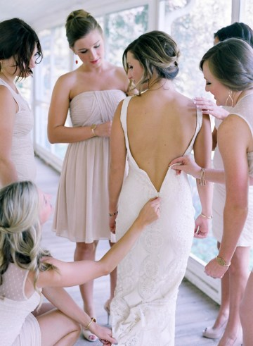 Pastel Rustic Chic Wedding | Laura Murray Photography | Bare Root Flora 24