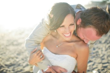 Pink, Peach & Coral Summer Wedding | Troy Grover Photographers 45