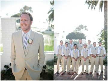 Pink, Peach & Coral Summer Wedding | Troy Grover Photographers 7