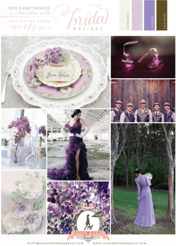 Rose-&-Ruby-Wedding-Inspiration-Board-13-Lavender-Lilac-Gold