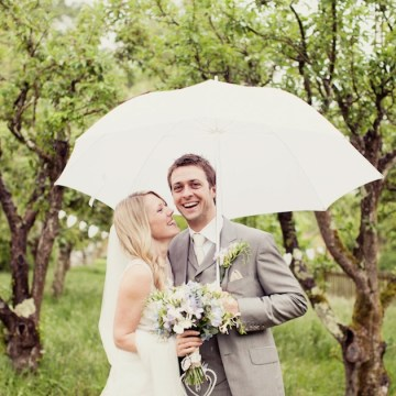 Pretty Pastel English Garden Wedding | Yellow Bird Photography 46