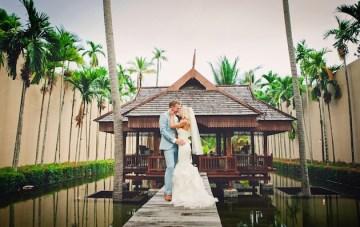 Romantic Destination Wedding in Malaysia
