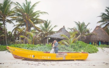 Intimate & Beautiful Wedding in Mexico