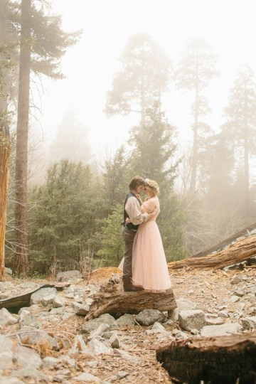 Fairytale Wedding Photos | Enchanted Engagement Shoot | Kristen Booth 19