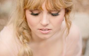 Fairytale Wedding Photos | Enchanted Engagement Shoot | Kristen Booth 33