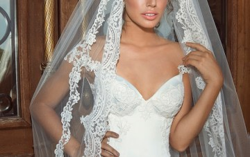 Galia Lahav Wedding Dress Collection: The Empress Collection