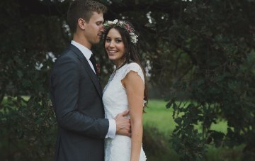 Gorgeous Green DIY Wedding In Perth
