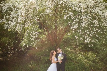 Chic Wedding In Slovakia | Peter and Veronika Photography | Bridal Musings 15