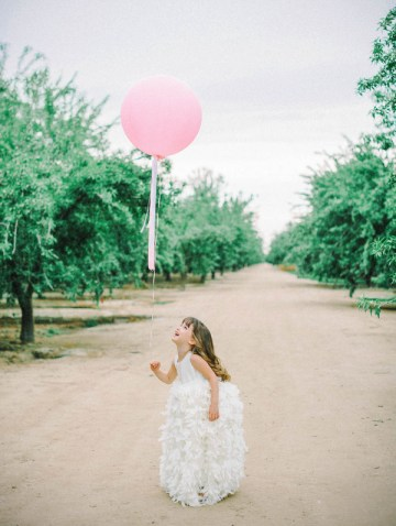 Couture Flower Girl Dresses by Amalee Accessories   Mariel Hannah Photography 1