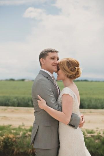 Rustic Little White Chapel Wedding in Idaho – Victoria Greener Photography 11